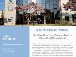 C2I Life Sciences Accelerator November Newsletter