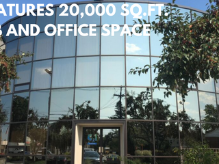 C2I features 20,000 sq.ft. of fully equipped lab and office space...