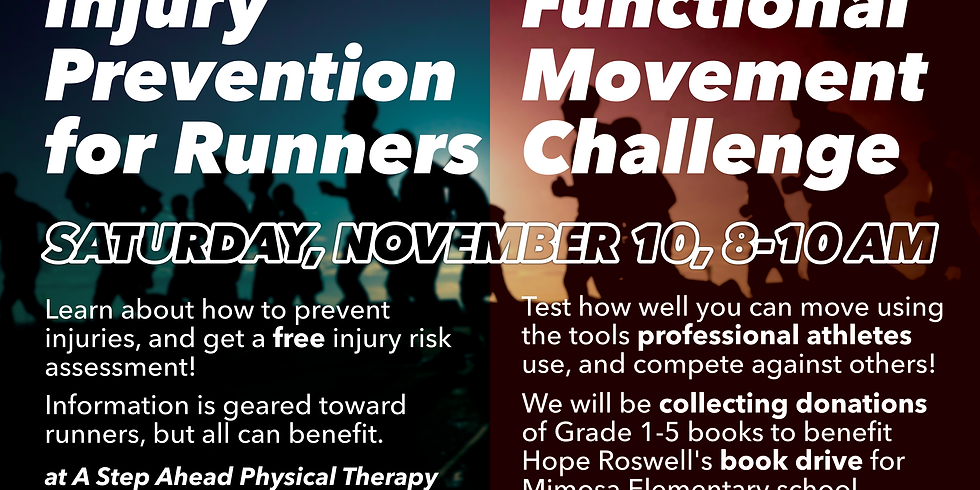 Injury Prevention and Functional Movement Challenge