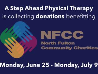 NFCC Donation Drive