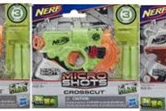 Wholesale-Hasbro Nerf Microshots Asst.