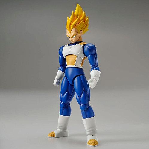 Dragon Ball Z Rise Standard Super Saiyan Vegeta New Version Model Kit 16cm