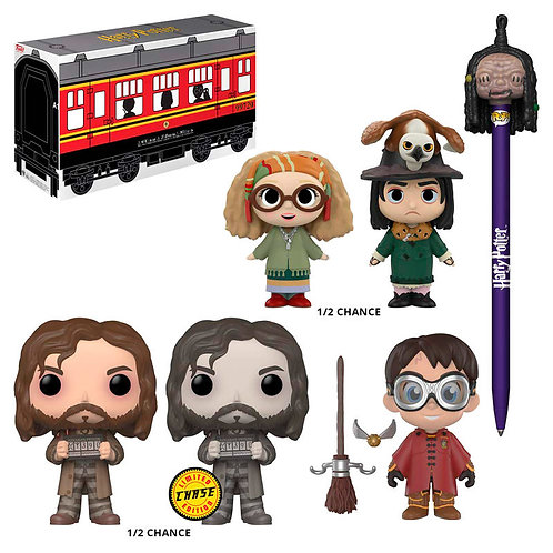 Harry Potter Kit Mistery Box Exclusive *