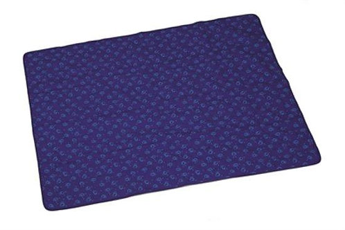 Beeztees Quick Cooler Mat - Dog - Blue - M- 75x48 cm