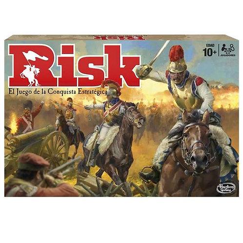 Board game Risk Hasbro (ES).