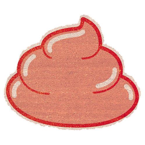 Dr Slump Poop doormat