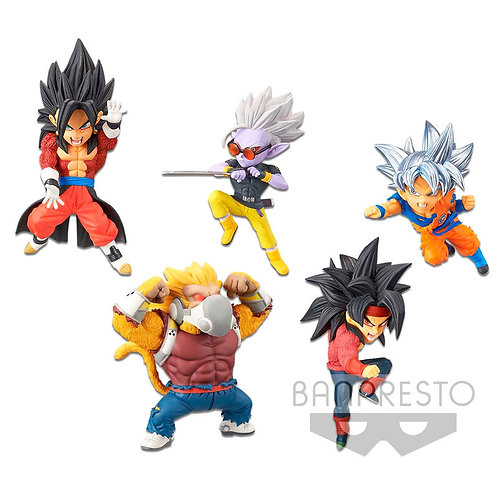 Wholesale-Super Dragon Ball Heroes Prison Planet assorted World Collectable figu