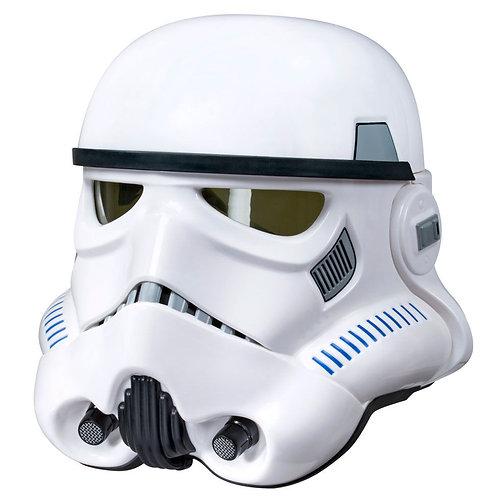 Star Wars Stormtrooper electronic helmet replica