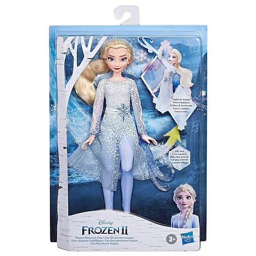 Disney Frozen 2 Magical Discovery Elsa doll