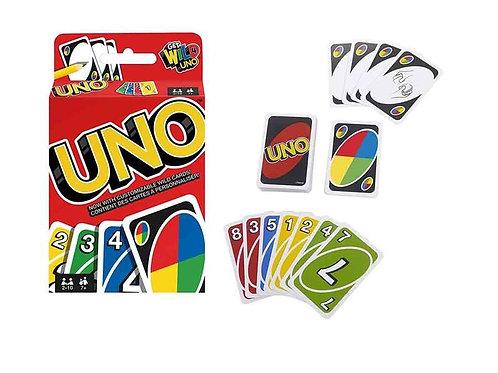 Board game Uno Mattel.
