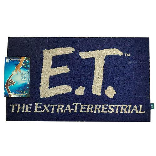 ET Logo doormat