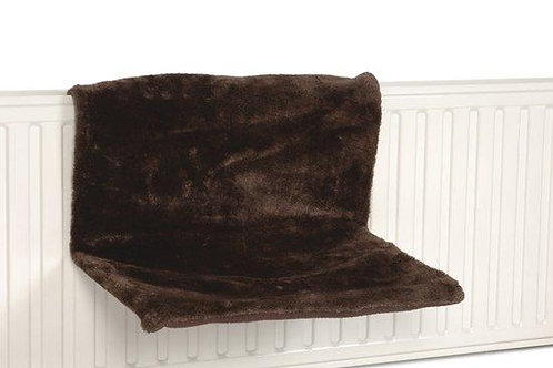 Beeztees Sleepy - Cat Hangmat - Brown - 46x31x24 cm