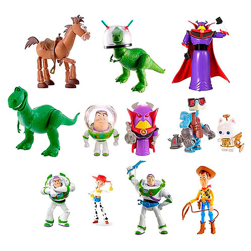 Wholesale-Disney Toy Story assorted figure