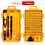 Thumbnail: Multi Screwdriver Set With 98 Precision Bit 115/110/25 in 1Hand Tool Screwdriver