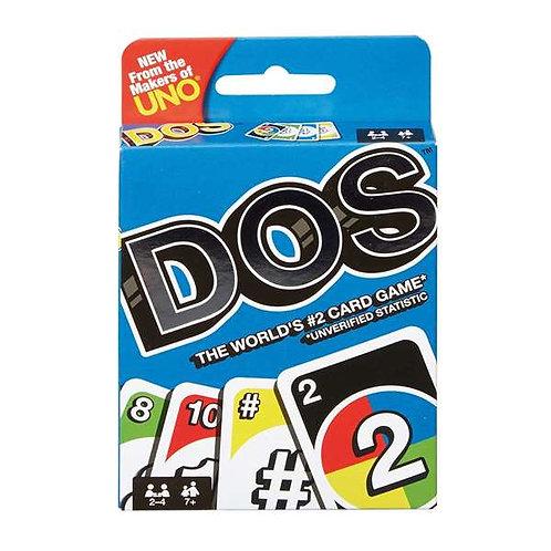 Board game Uno Dos Mattel.