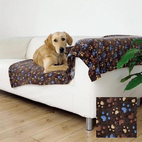 Trixie Laslo Fleece Blanket 75 x 50 cm Dark Brown