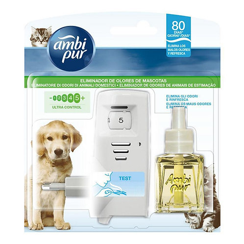 Electric Air Freshener Pet Care Ambi Pur (21,5 ml).