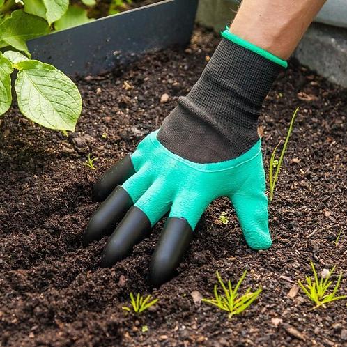 1 Pair Safety Gloves Garden Gloves