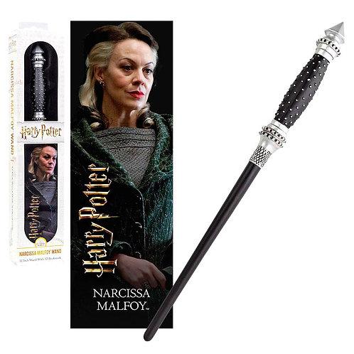 Harry Potter Narcissa Malfoy wand + 3D bookmark