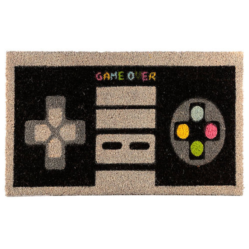 Game Over door mat