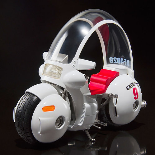 Dragon Ball Bulma Motorcycle Hoipoi Capsule No 9 17cm