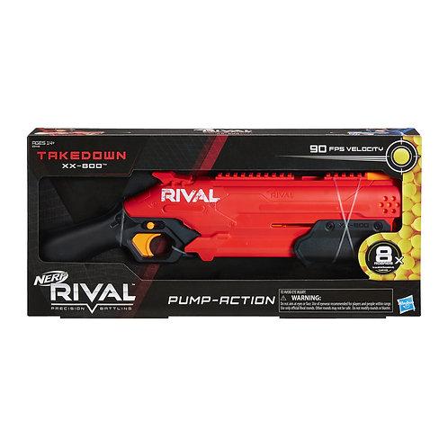 Wholesale-Hasbro Nerf Rival Takedown Xx 800 Red