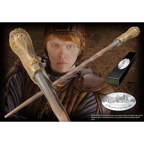 Harry Potter Ron Weasley wand