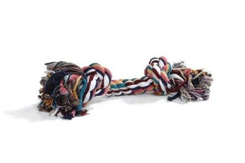 Beeztees Flostouw Chewing Rope Colored 300gr