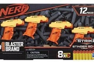 Wholesale-Hasbro Nerf Alpha Strike Stinger SO-1 4 Pack
