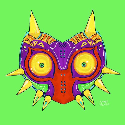12x12 Mask