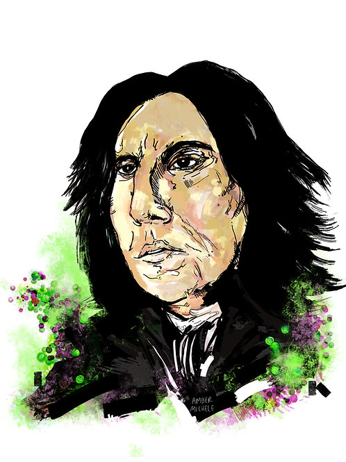 8x10 Snape