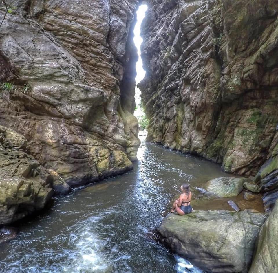 Cachoeira Boqueirão da Mira