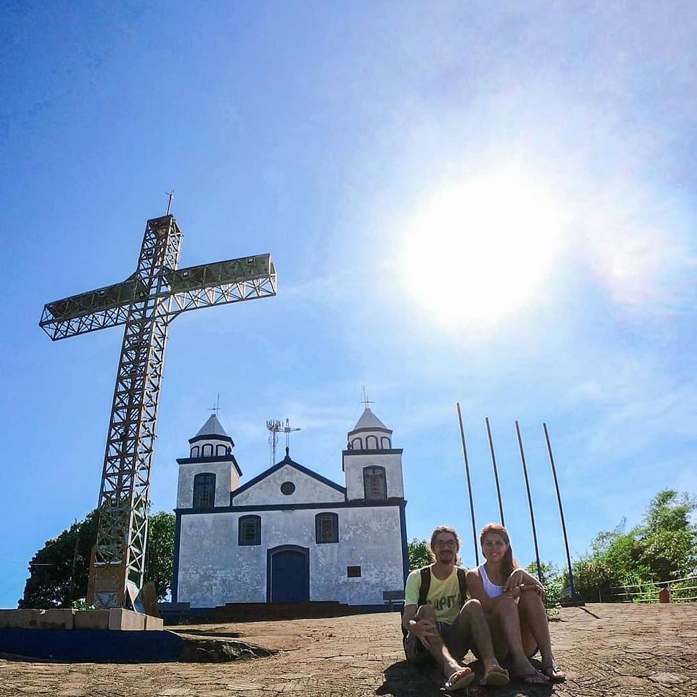 Igrejinha do Alto - Capela do Santuário de Nossa Senhora Aparecida do Monte Calvário