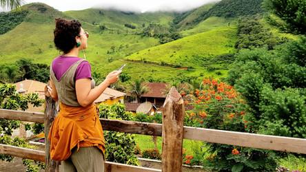 Choveu, e agora? Saiba o que fazer em dias de chuva em Santa Rita de Jacutinga