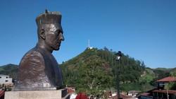 Busto Padrinho Vigário