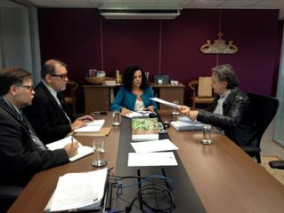 Icomos e Iphan reforçam parceria