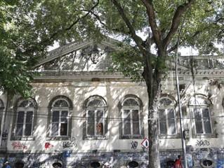 Ato em defesa ao Palacete São Cornélio na Glória, Rio de Janeiro