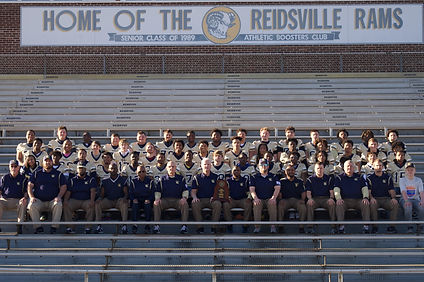 2019 Varsity Rams State Champ team pic f