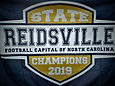 2019 Varsity Rams State Champ Banner pic