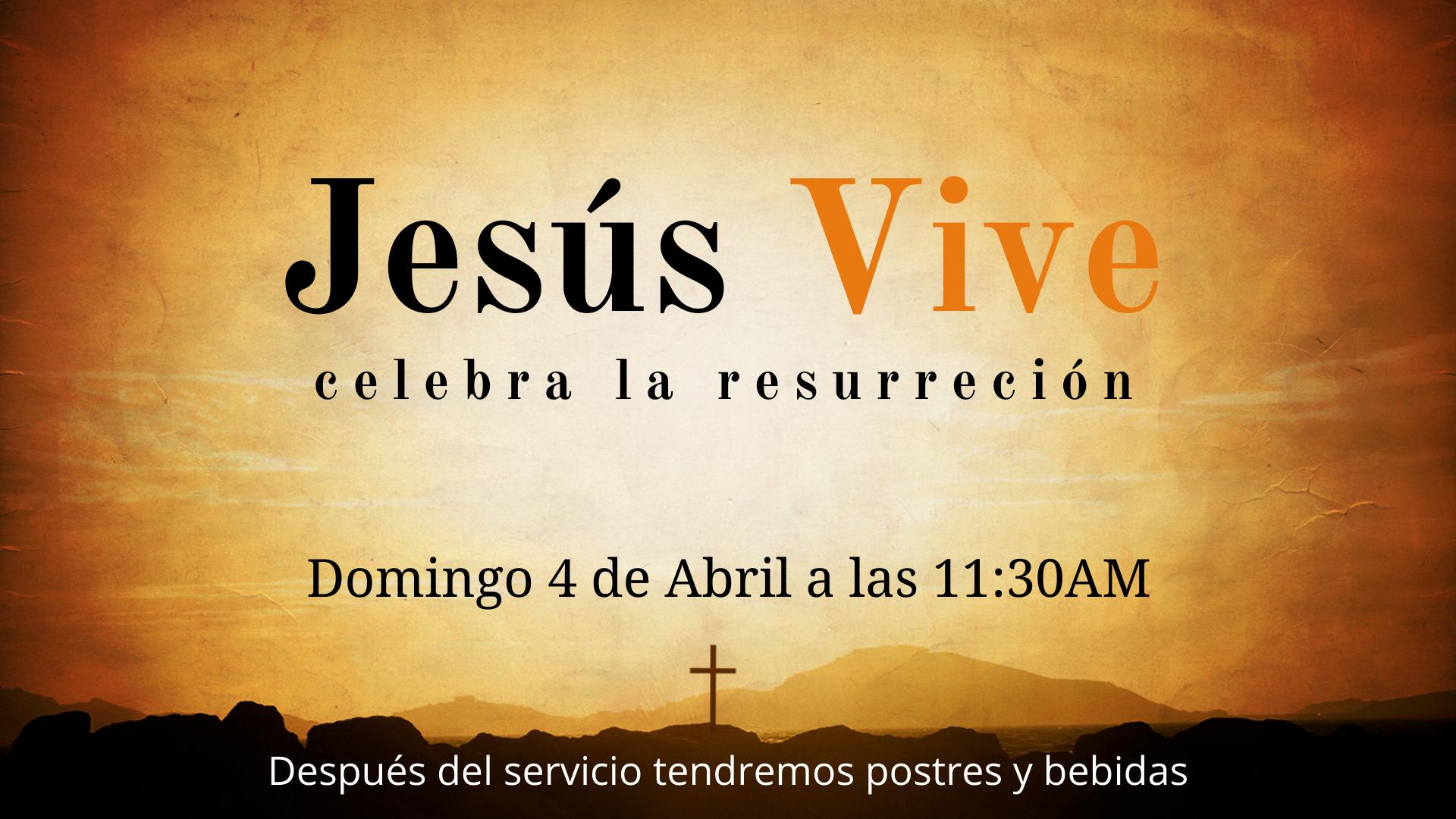 Jesus Vive (1)