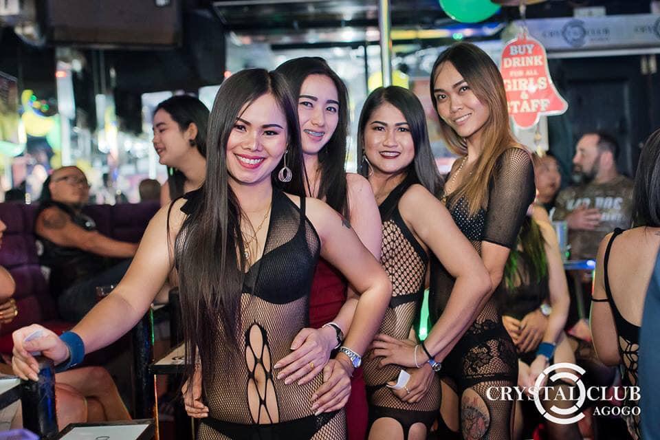 Crystal Club aGoGo