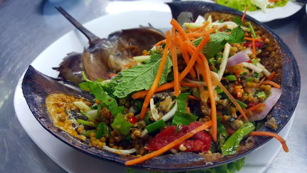Hourseshoe eggs | Pattaya | Thailand
