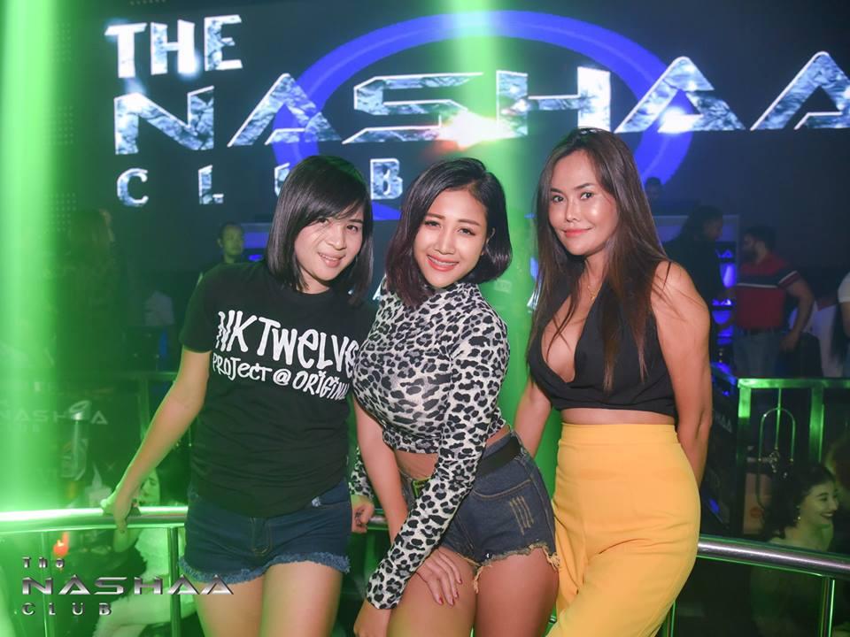 Club Nashaa, Pattaya