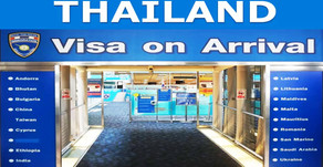 Everything You Need To Know About Thailand's Visa-On-Arrival