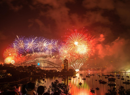 Top 10 Best Destinations in the world to celebrate New Year 2020