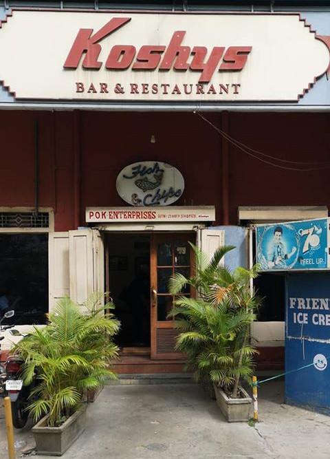 Koshy's Bar & Restaurant