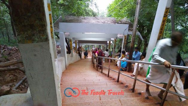 Footway to Tirumala