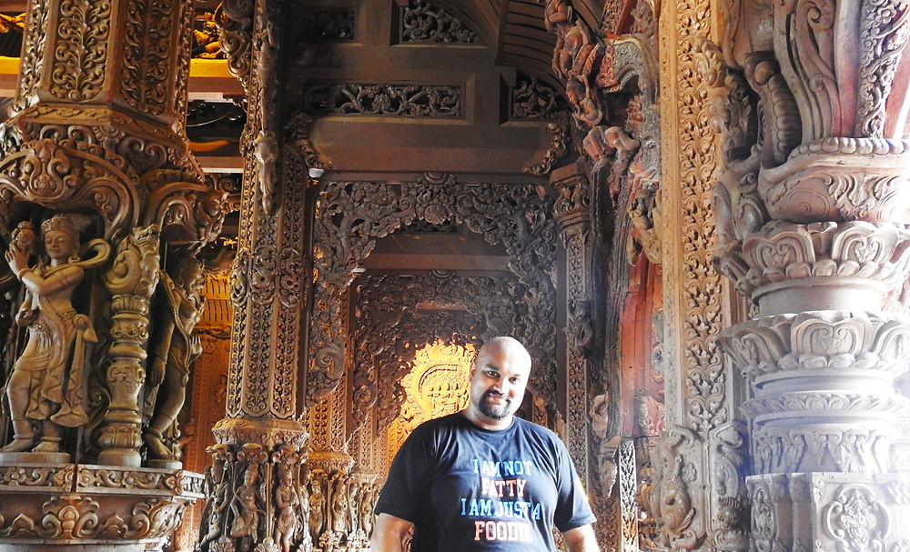 Jayanth Dev's solo travel to Thailand