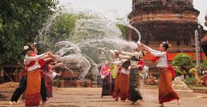 All About Pattaya's Songkran Water Festival