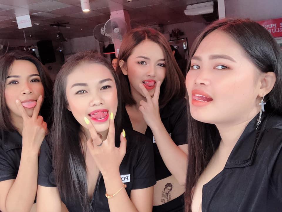 The Pussy Club Soi 6 Pattaya